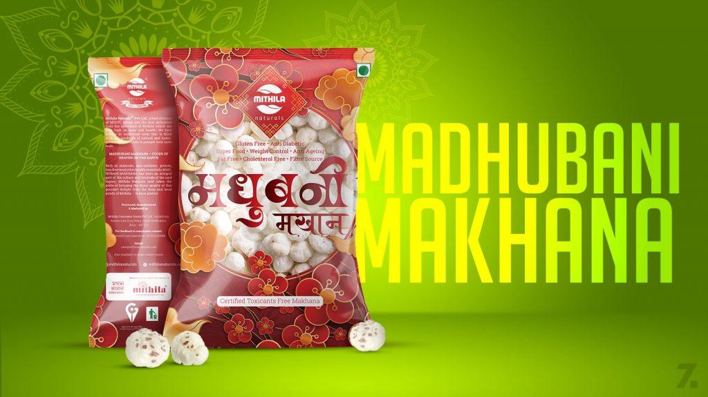 Madhubani Makhan – Packaging & Branding
